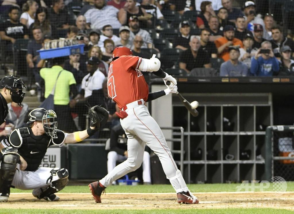 エンゼルス大谷が5打点の大活躍、本塁打含む猛打賞で勝利に貢献