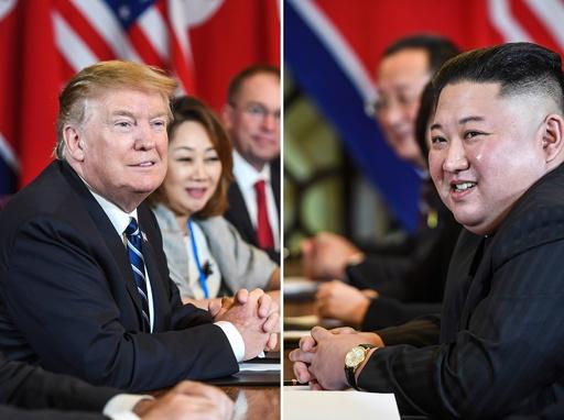 金委員長、非核化の意思なければ「ここにいなかった」 米朝首脳会談