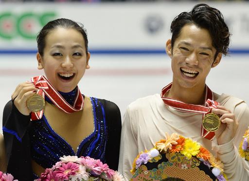 浅田、高橋らがソチ五輪代表に選出