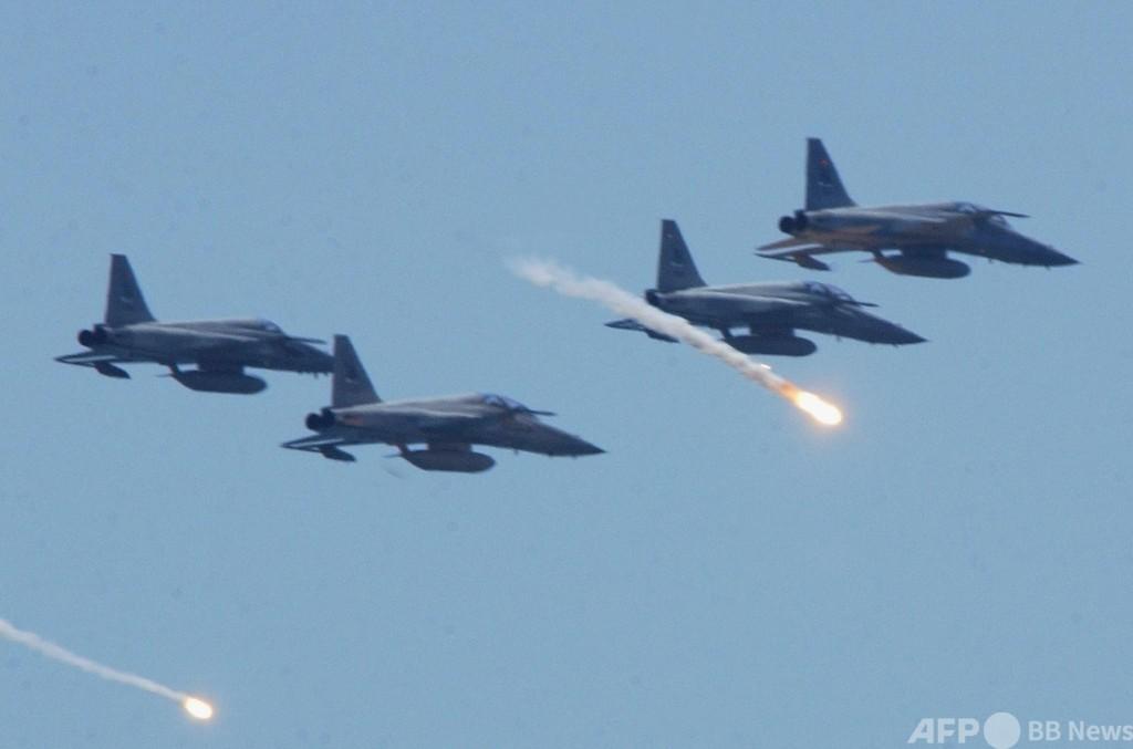 台湾軍戦闘機が訓練中に墜落、操縦士死亡 老朽化の中で事故相次ぐ