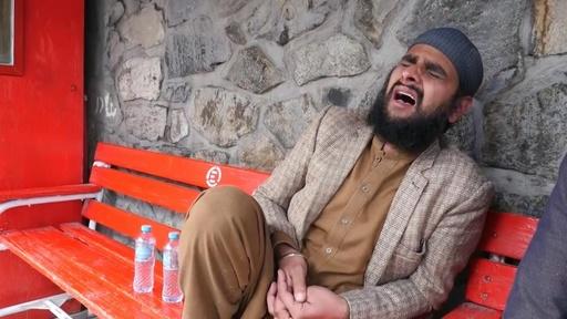 動画:アフガン首都でシーク教寺院襲撃、25人死亡 ISが犯行声明