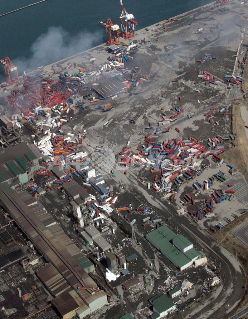 【写真特集】大地震発生から4日目、各地の様子