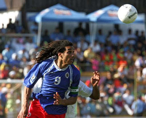 オランダ領アンティル 第1戦でニカラグアに先勝
