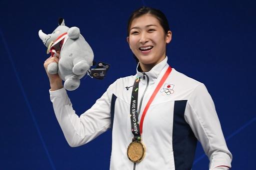 闘病中の池江のためにも、全力誓う日本代表 世界水泳