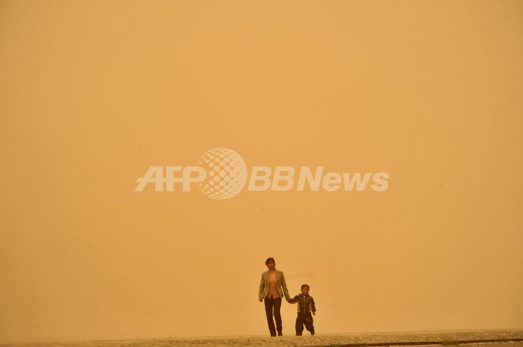 深刻な大気汚染、きれいな空を取り戻せるか 中国