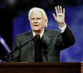 「アメリカの伝道師」ビリー・グラハム師が死去、歴代大統領の精神的助言者