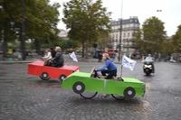 ゆっくりクリーンにパリを楽しむ「カーフリーデー」、広範囲で開催