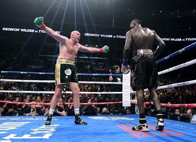 ワイルダーとフューリーが「ダイレクトリマッチ」へ、WBCが承認