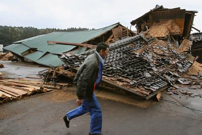 能登半島沖で最大規模の余震 - 石川