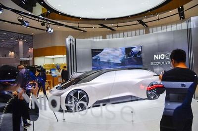 新エネ車197種を展示 海南・海口
