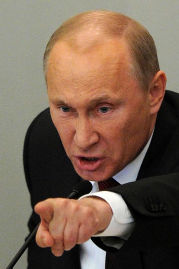 G8を欠席するプーチンの巧みな外交術