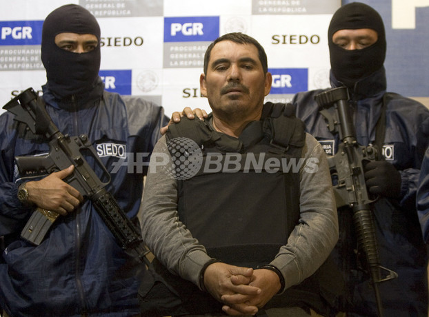 酸入りタンクで死体300人分を遺棄、メキシコの殺し屋