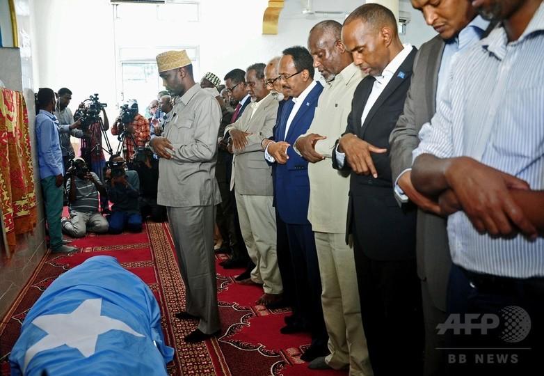 ソマリア政府、会計検査長官を解任 国土再建相の射殺受け