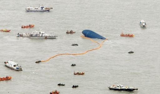 「愛してる」「また会おう」、沈没する韓国船から届いた生徒らの声
