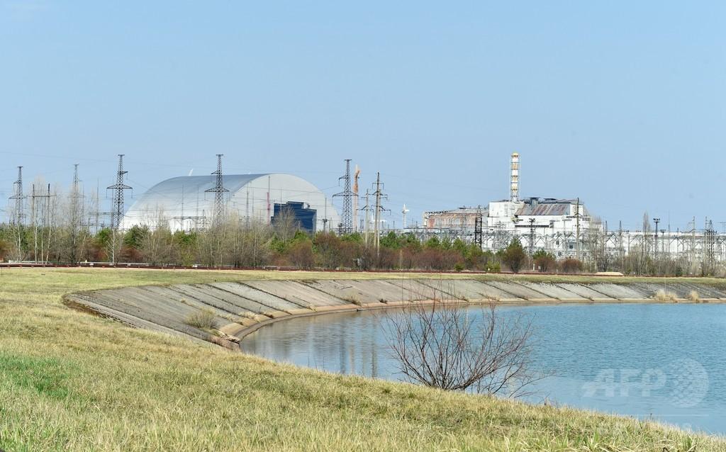 チェルノブイリを世界最大の太陽光発電所に ウクライナが計画