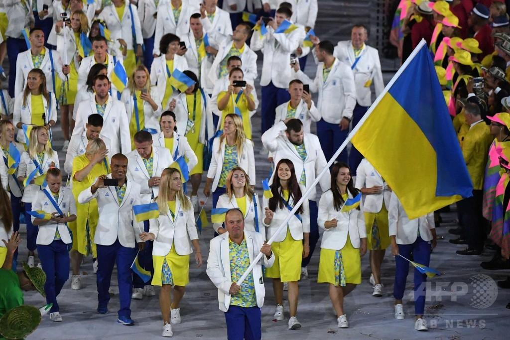 ウクライナ選手団にロシアメディア取材禁止の指示 リオ五輪