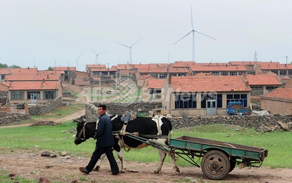 中国、2020年までに「風力の三峡ダム」を北西部に計画