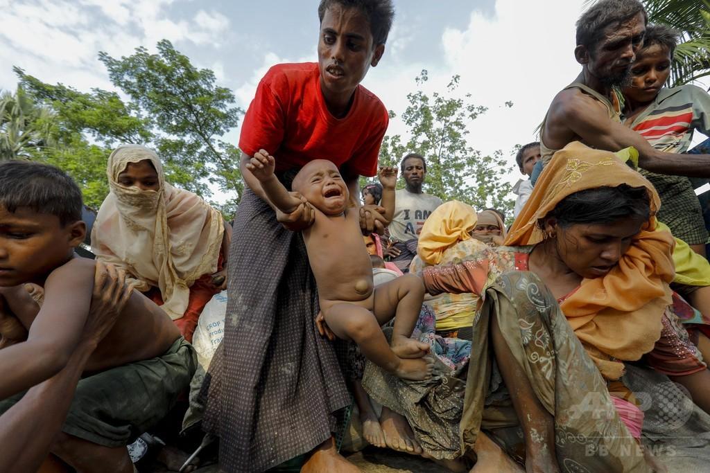 ロヒンギャ問題、国連安保理が13日に緊急会合