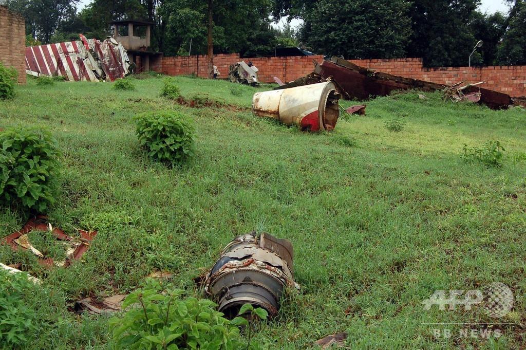 仏控訴院、ルワンダ大虐殺招いた航空機撃墜事件の再捜査要求を棄却