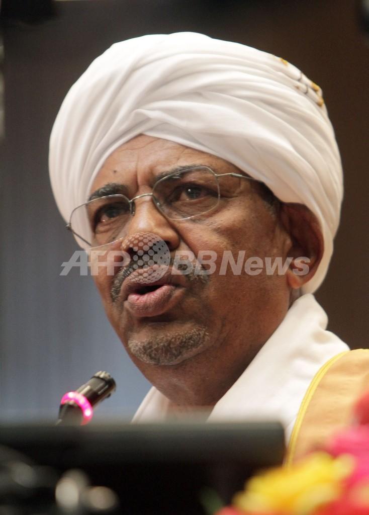 スーダン大統領「政治犯を釈放」、南スーダンと雪解けか