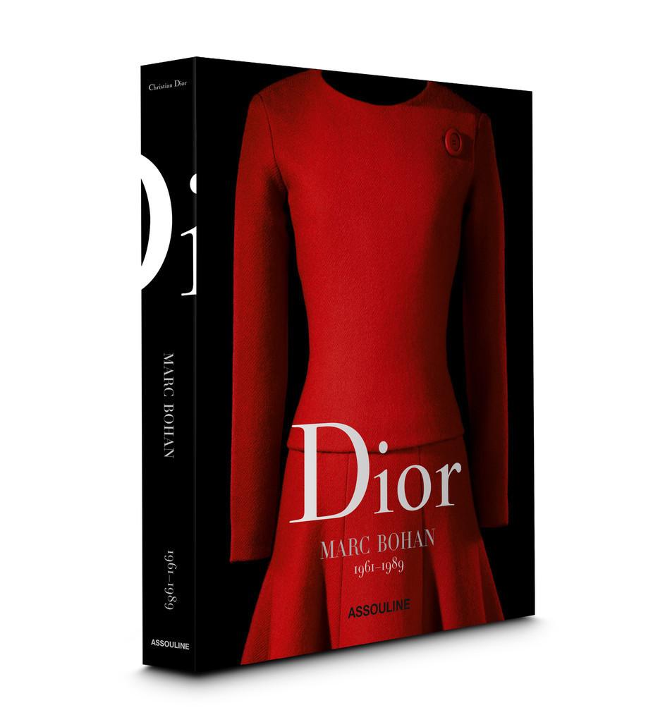 ブランド70周年記念書籍発売、「DIOR BY MARC BOHAN」