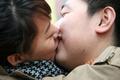 バレンタインデーのキスコンテスト、中国
