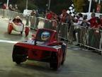 アロンソとライコネンがエコカーのイベントに参加、米国GP