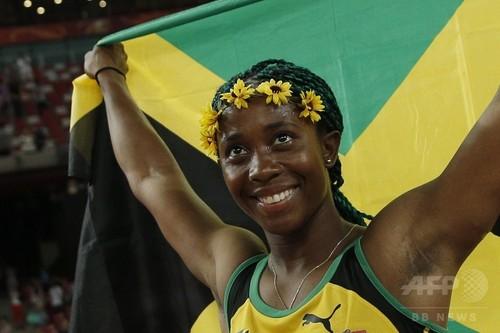 フレイザー・プライスが女子100m3連覇達成、第15回世界陸上