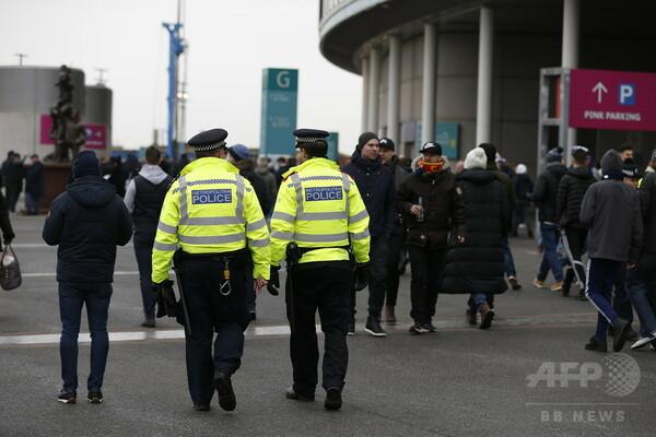 ロンドンの殺人数、現代史上初めてNY上回る 刺殺急増