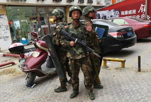 新疆ウイグルの暴動に「共産党幹部らが参加」、地元当局者
