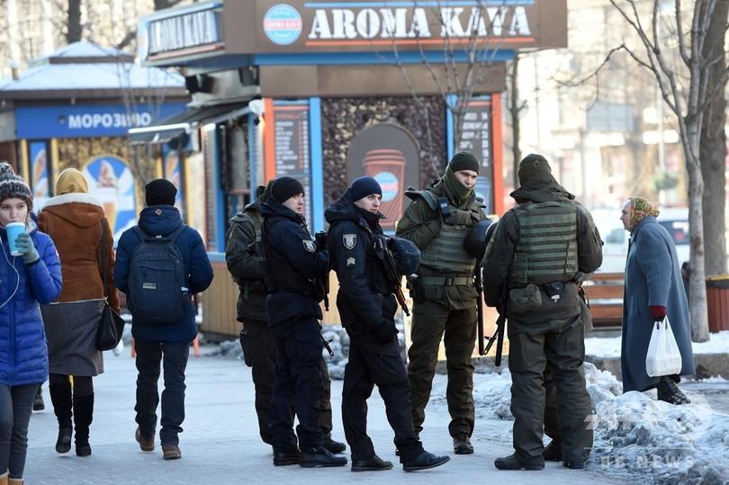 ウクライナ、16~60歳ロシア男性の入国禁止