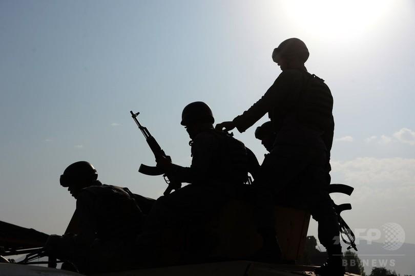 タリバン、東部の州都にも攻勢 アフガン、治安部隊が撃退