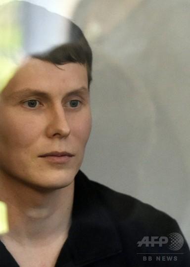 ロシア、収監のウクライナ女性パ...