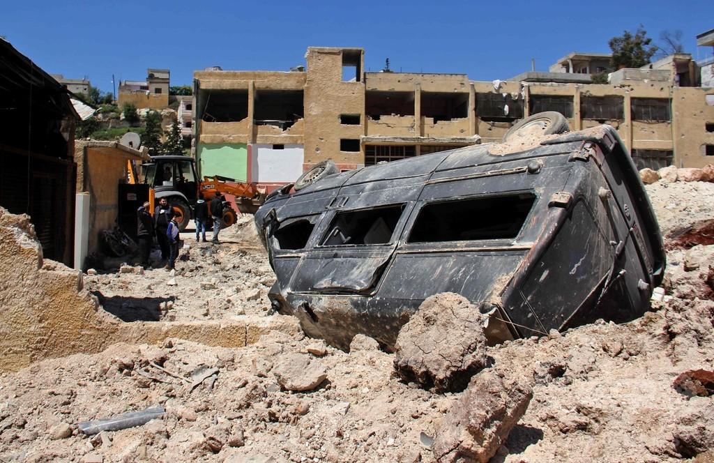 トルコ、シリアのクルド人民兵組織に空爆 18人死亡