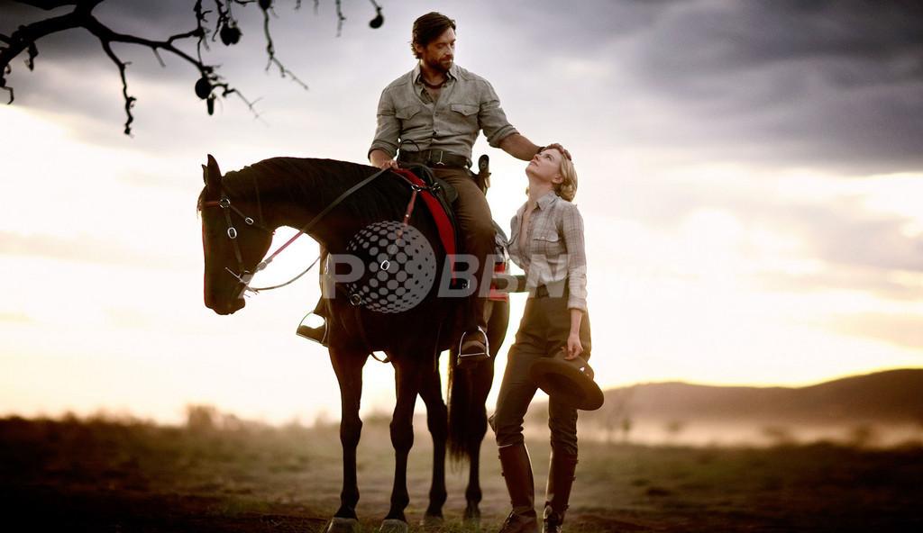 N・キッドマン主演新作映画『オーストラリア』に豪観光業界が期待