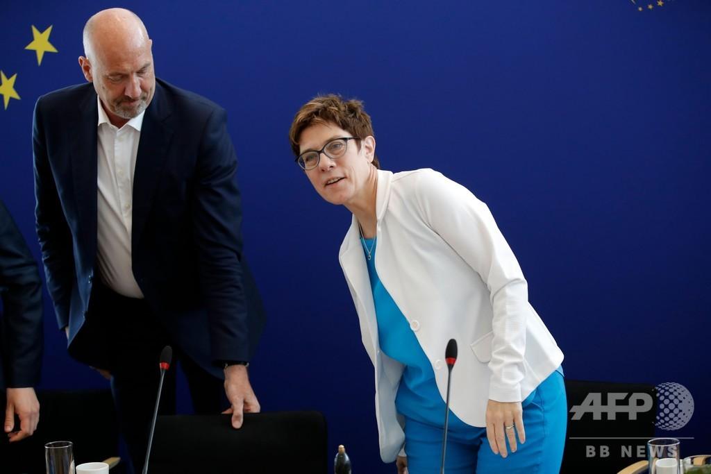 選挙めぐる言論の自由を制限!? 与党党首の発言が大炎上 ドイツ