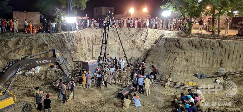 深さ33mの井戸に転落した2歳児、5日後に引き上げられるも死亡 印