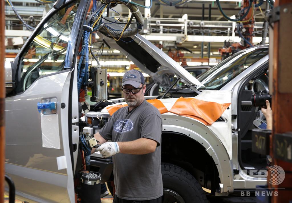 トランプ氏、自動車関税引き上げ先送りを発表 日欧に圧力