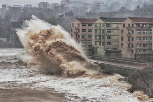 「台風で山東省のほぼ全員が死亡」中国テンセント、誤報を謝罪