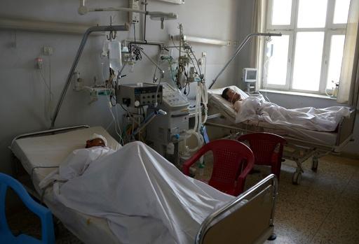 タリバンによる軍基地襲撃、死者約150人に アフガニスタン