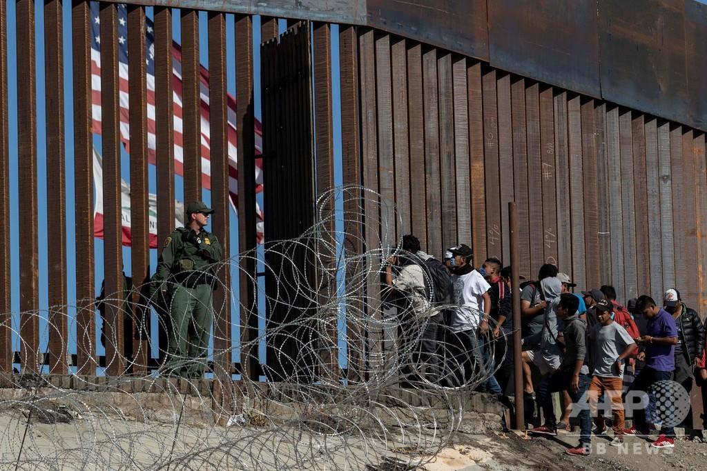 米最高裁、トランプ政権の難民申請制限を認める