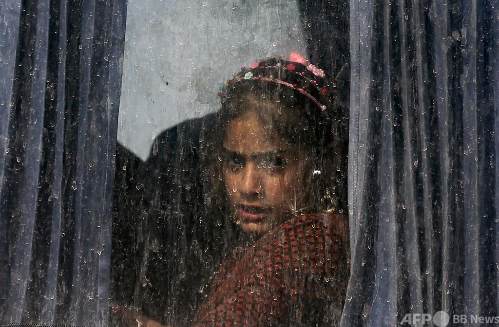【今日の1枚】次こそは安住の地へ…イラクの難民キャンプ