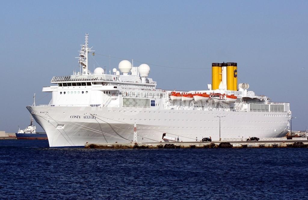 伊クルーズ船がセーシェル沖で火災、動力を失い漂流