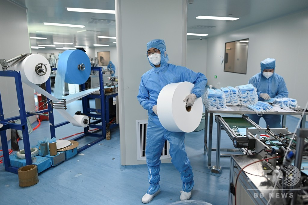 マスク需要増でおむつ業界に打撃 同素材使用で原料不足 中国