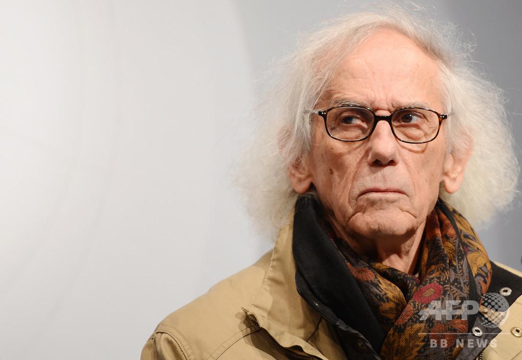 芸術家クリスト氏が死去、84歳 建造物を包む大規模作品など