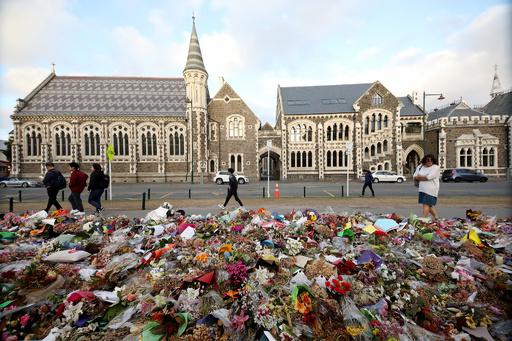 NZ警察、銃11丁盗まれる 乱射事件受け規制強化の最中