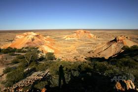 豪州内陸部の人類定住、通説より1万年早い 研究