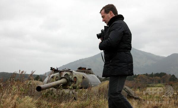 露国防省、千島列島の軍事施設発展に「前例のない」措置