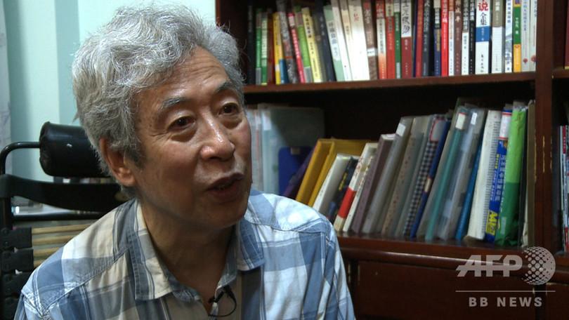 中国のばらまき外交批判した元教授、米メディアの電話取材中に連行