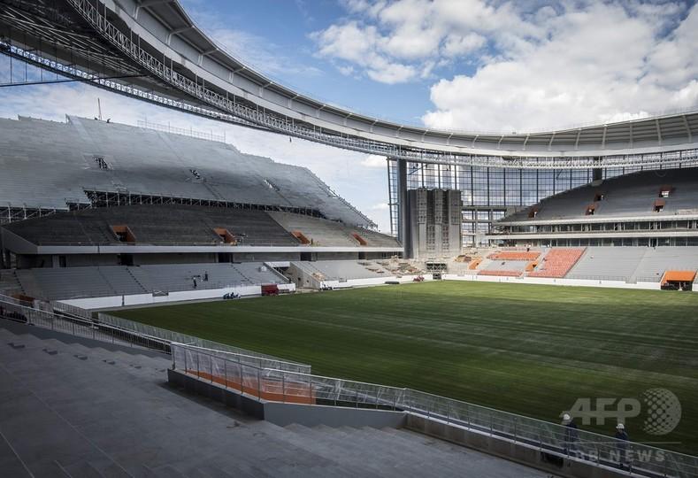 日本代表のW杯セネガル戦会場は「宇宙から来た」スタジアム?